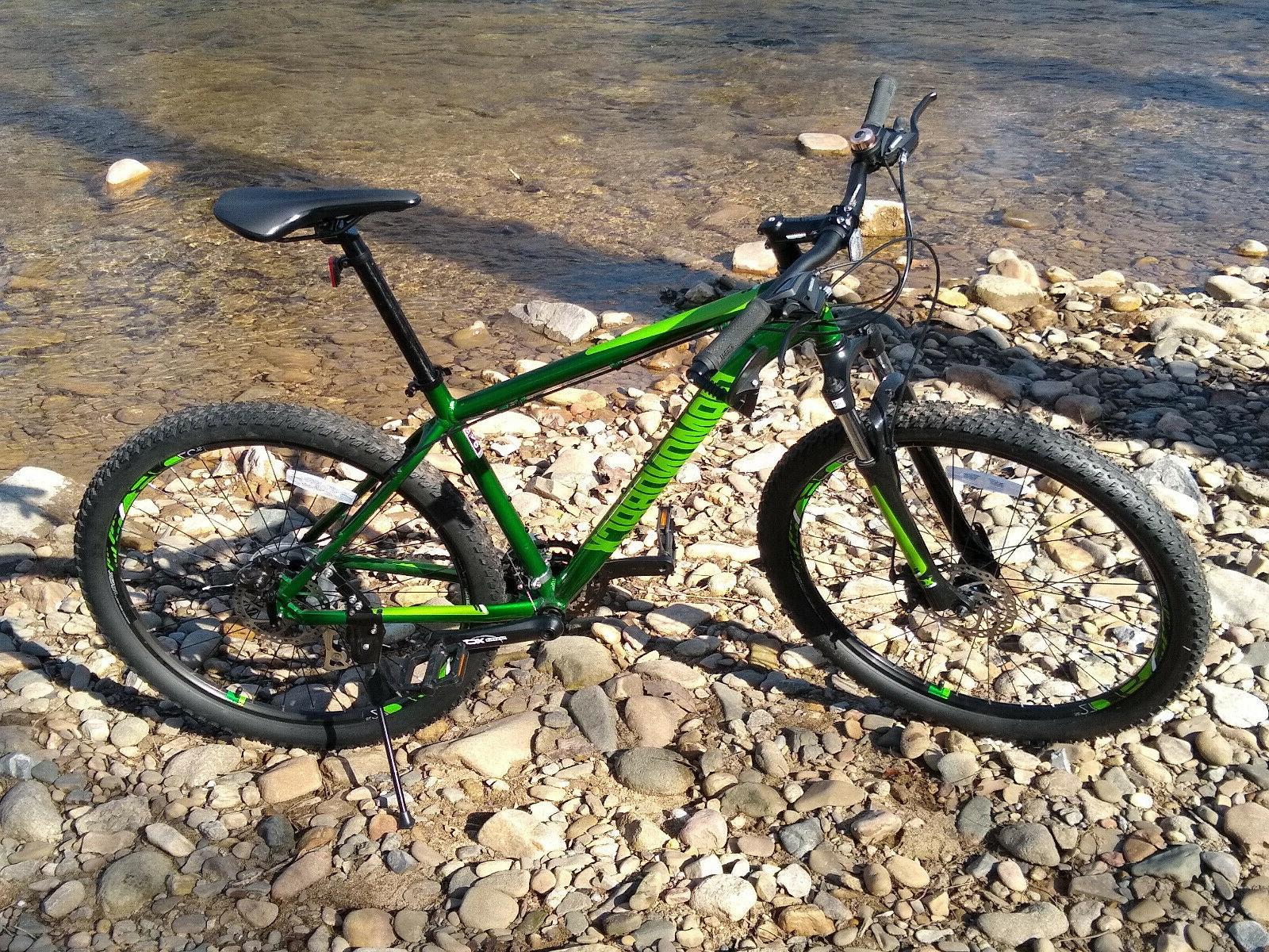 Diamondback Overdrive ST Mountain Bike