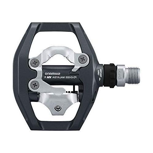 SHIMANO PD-EH500,SPD Bike Pedals, Sided