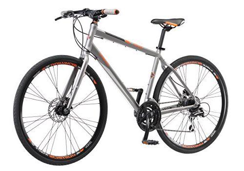 Schwinn Phocus Flat Bar Road Bike, Size,
