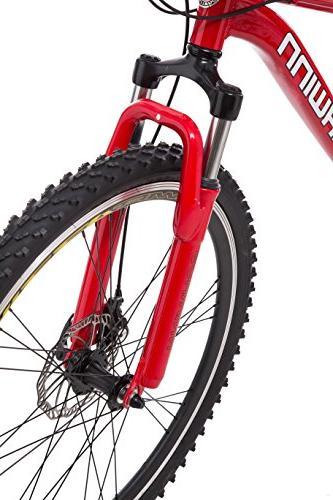 Schwinn Protocol 1.0 Dual-Suspension Mountain Bike,