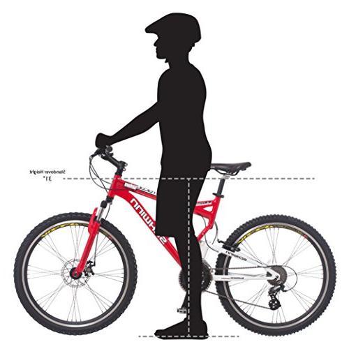 Schwinn Protocol Dual-Suspension Wheels