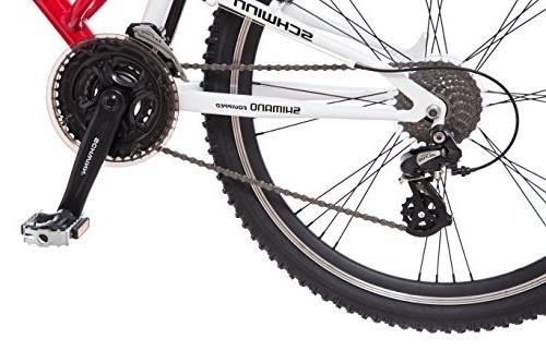 Schwinn Protocol Dual-Suspension Mountain Wheels