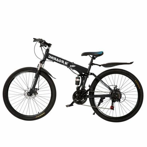 Folding Speed Bikes Bicycle Spoke Black USA