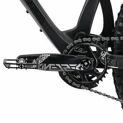 Diamondback 5 Fiber Full Suspension Mountain Bike MD Raw