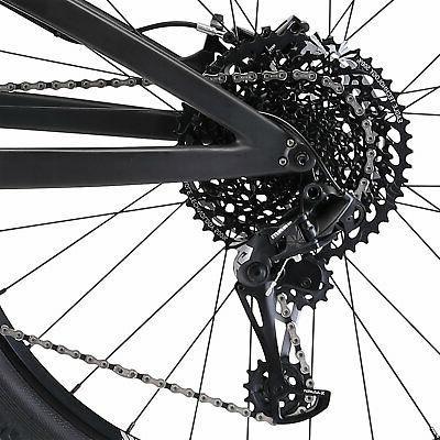 "Diamondback RELEASE 5 Fiber Full Suspension Bike MD 17 27.5"" Raw"