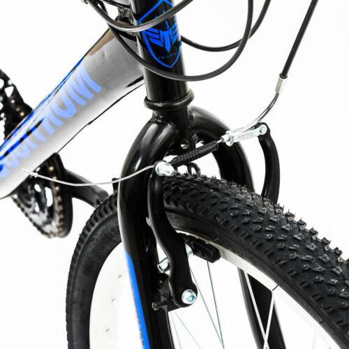Suspension Bicycles Shimano