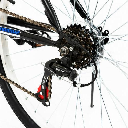 26'' Speed Bike Suspension Bicycles