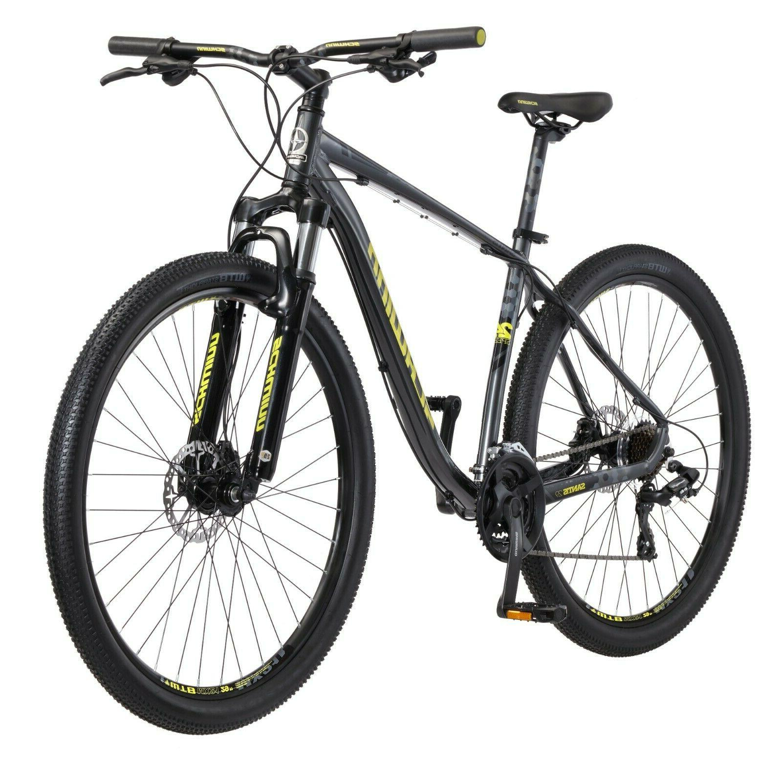 santis 29 men s mountain bike black