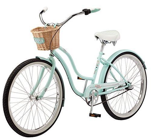 scarlet wheel cruiser bicycle
