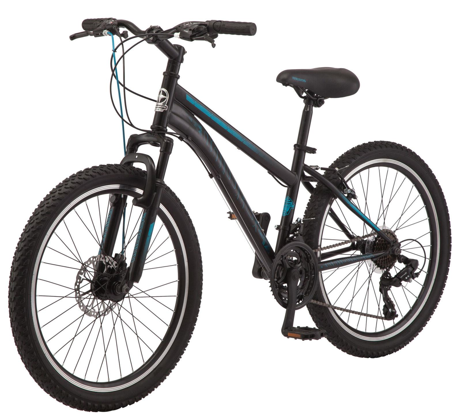 sidewinder mountain bike 24 inch wheel 21