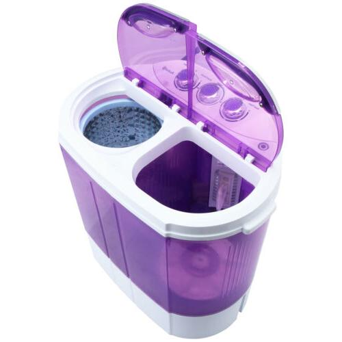 Mini Dryer RV Dorm Laundry