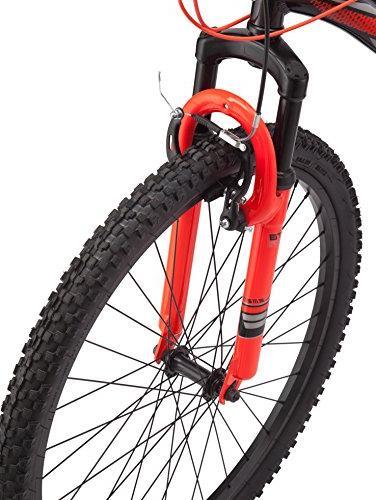"""Mongoose Status Wheel men's bicycle, 18""""/medium frame size,"""