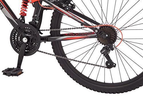 Mongoose Status Wheel men's bicycle, frame