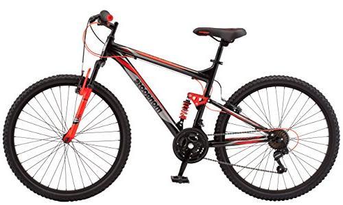 """Mongoose Status 26"""" Wheel bicycle, 18""""/medium frame"""