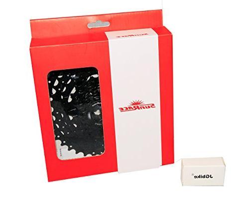 11-40T Cassette CSM680 Shimano or sram hub, 7-8 derailleur