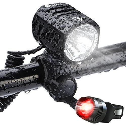 super bright bike light usb