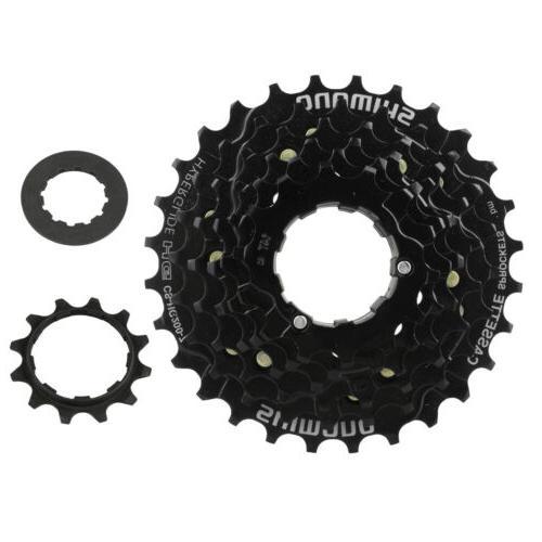 Bicycle Freewheel Cassette Sprocket 7 Speed 12-28T Mountain MTB