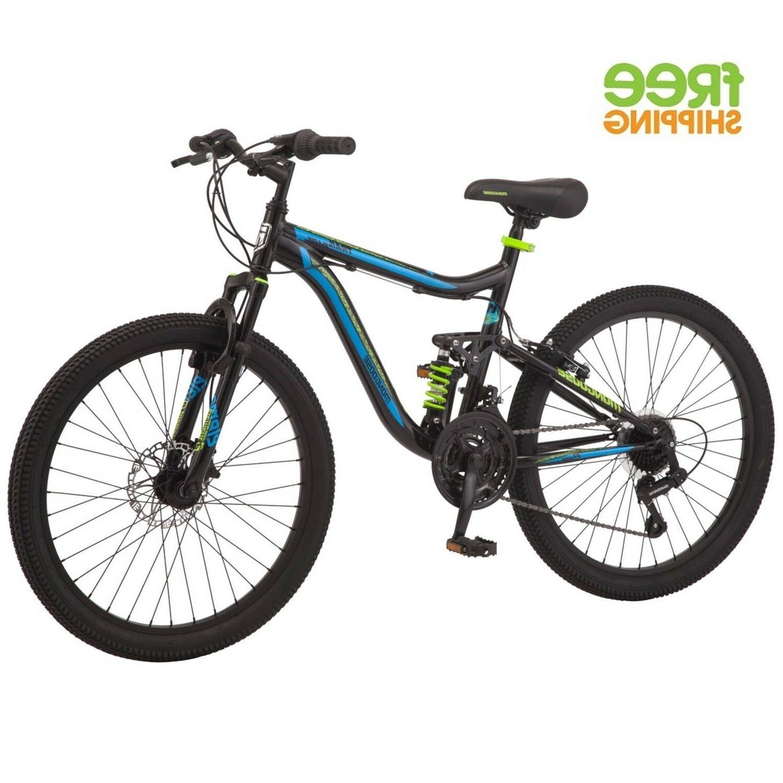 trail blazer mountain bike suspension