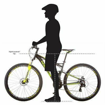 """Schwinn Traxion Bike, 29"""" 18"""" Grey"""
