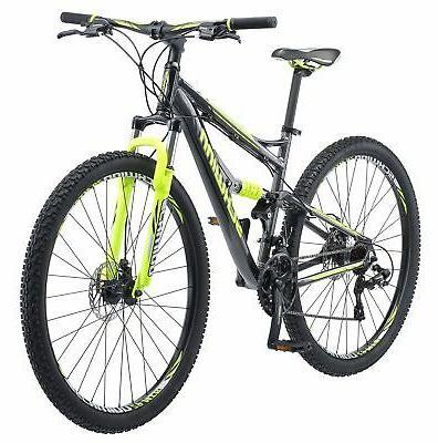 traxion mountain bike 29 wheels 18 frame