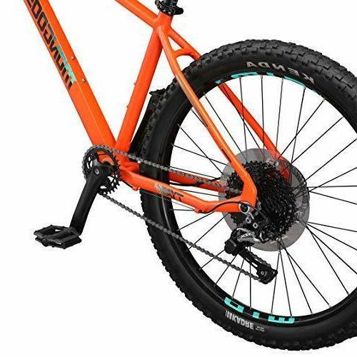 Mongoose Tyax Mountain Bike, 29-Inch Wheels, Tectonic Aluminum Fra