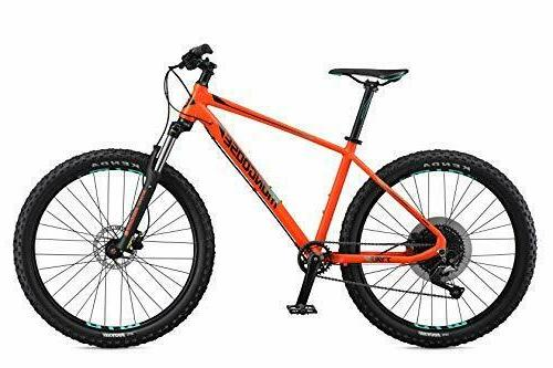 Mountain Bike, Tectonic
