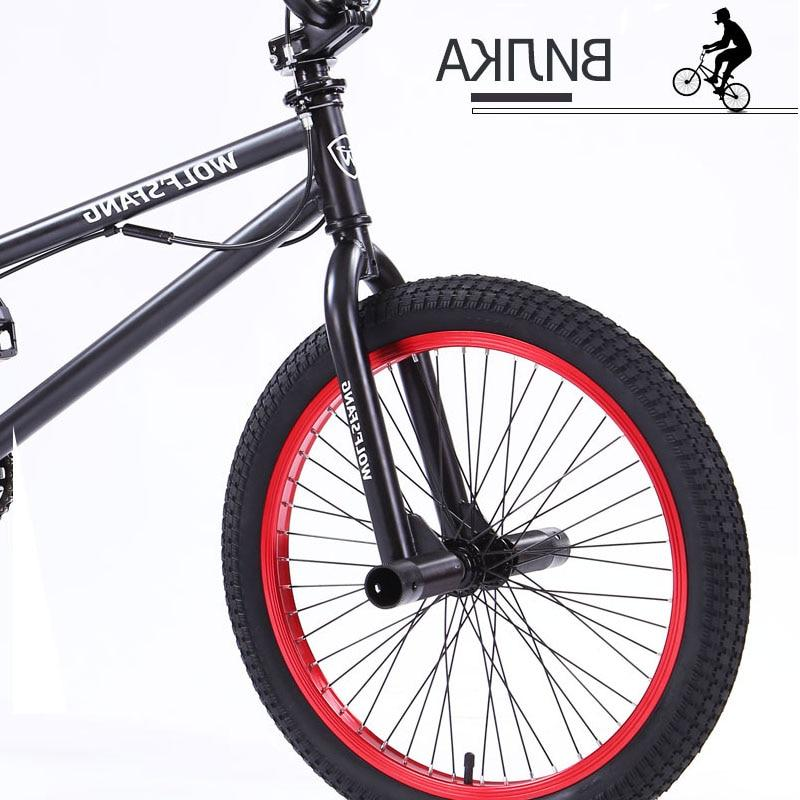 steel Performance <font><b>Bike</b></font> purple/red tire show rear Fancy bicycle