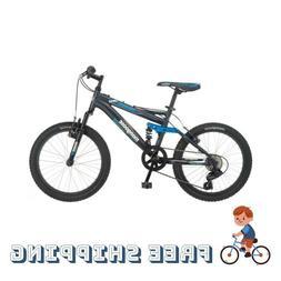 Mongoose Ledge 2.1 Mountain Bike, 20-inch wheels, 7 speeds,