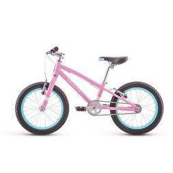 "Raleigh Bikes Lily 16 Girl's Mountain Bike, 16"" Wheels, Sky"