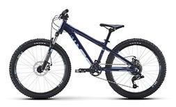 "Diamondback Line 24 Youth Mountain Bike  24"" Wheels Dark Blu"