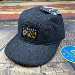Mountain Hardwear Logo Camp Hat NWT Unisex O/S MTB Hiking Ba