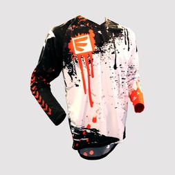 Icarus Nation Long Sleeve Downhill Mountain Bike Jersey