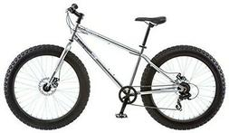 Mongoose Malus Adult Fat Tire Mountain Bike Frame  7-Speed S