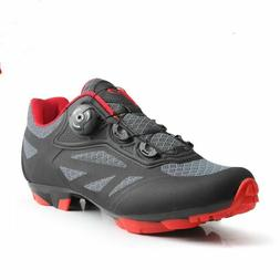 Men Cycling Shoes Breathable Self-Locking Mtb Shoes Mountain