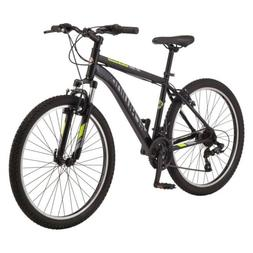 "Men's Schwinn 26"" Ranger Mountain Bike, Black, 21 Speed, {Re"