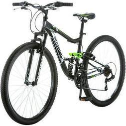 "Men's Mountain Bike 27.5"" Dual Suspension Trail Casual Ridin"