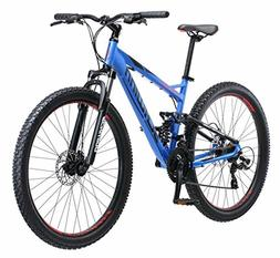 "Schwinn Men's Protocol 2.7 Mountain Bike, 27.5"" Wheels, 17"""