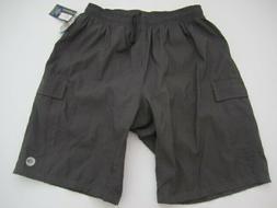 Mens 3XL Aerotech Designs MTB Cargo Shorts gray baggy padded