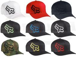 Fox Racing Mens Guys Flex 45 Hat Fox Head Logo Ball Cap Flex