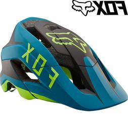 Fox Metah Flow Mountain Bike Helmet - Teal - Size XL/XXL 59-
