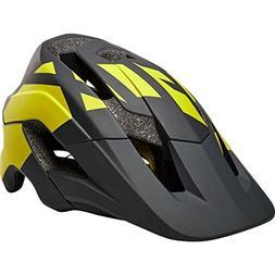 Fox Racing Metah Mountain Bike Helmet Black/Yellow, XL/XXL