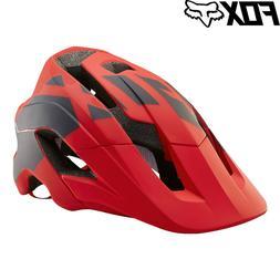 Fox Metah Thresh Mountain Bike Helmet - Red/Black - XL/XXL
