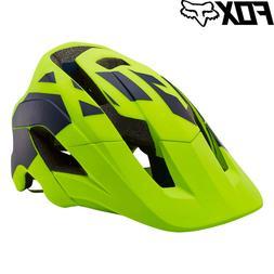 Fox Metah Thresh Mountain Bike Helmet - Yellow/Black - XL/XX