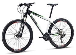 "Mongoose Meteore Comp Mountain Bike 27.5"" Wheel, Black"