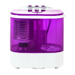 mini 10lbs portable washing machine compact washer