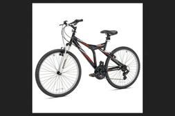 """Kent Model #72404 BOYS SHOCKWAVE 21 SPEED 24"""" BIKE BICYCLE N"""