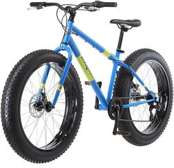 mongoose dolomite 26 inch fat tire mens