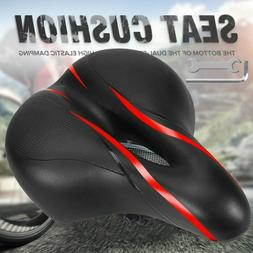 Most Comfortable Bike Seat For Men Women Padded Bicycle Sadd