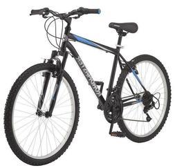Mountain Bike 26 Inch Men All Terrain 18 Speed Bicycle Exerc
