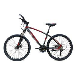 Mountain Bike 27 Speed Mountain bicycle 26 inch Off-Road Bic